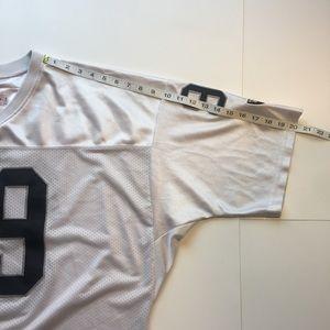 Mitchell & Ness Shirts - Oakland Raiders Warren Sapp Jersey Size 54